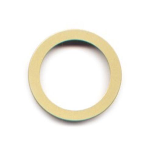 pierre junod mv 40 vignelli thick & thin large ring goud