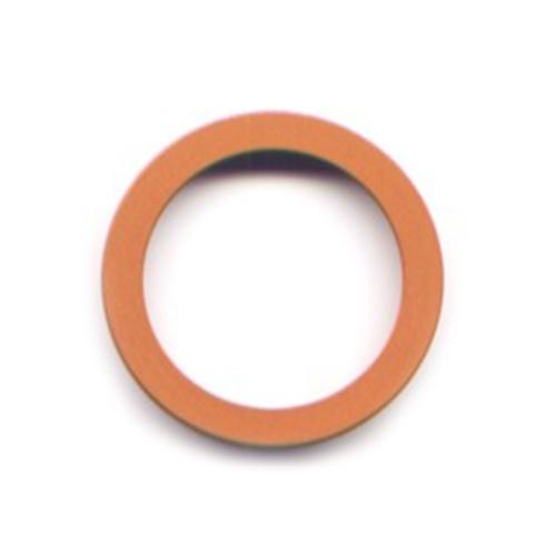 pierre junod mv 40 vignelli thick & thin large ring oranje
