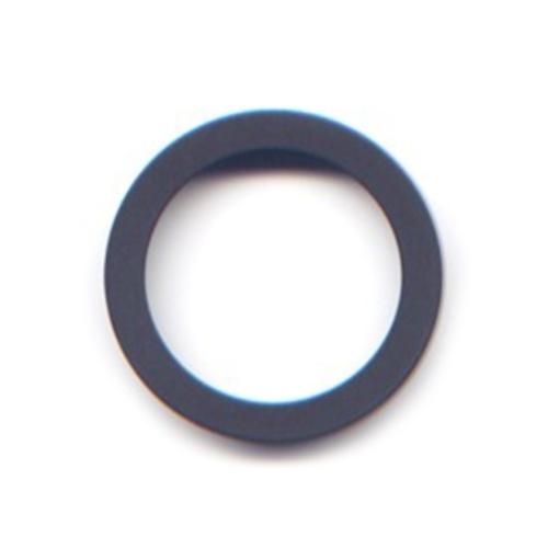 pierre junod mv 40 vignelli thick & thin large ring zwart