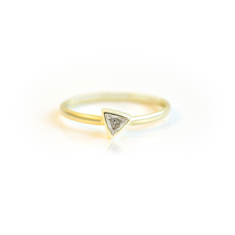 shapes ring trilliant