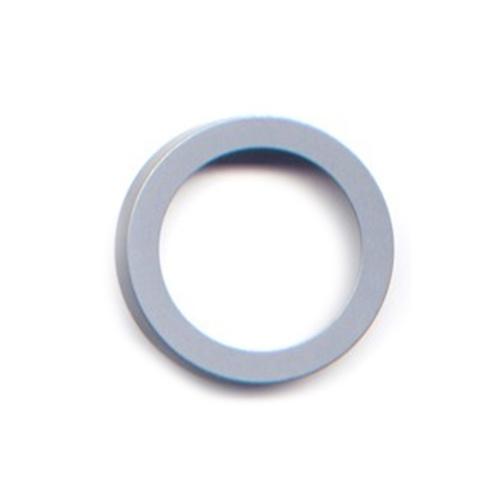 pierre junod mv 34 vignelli thick & thin ring antraciet