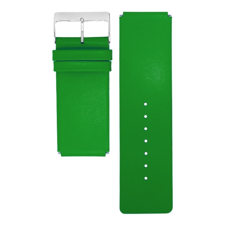 dsigntime horlogeband grasgroen