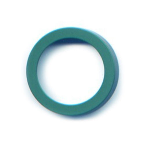 pierre junod mv 40 vignelli thick & thin large ring zeegroen