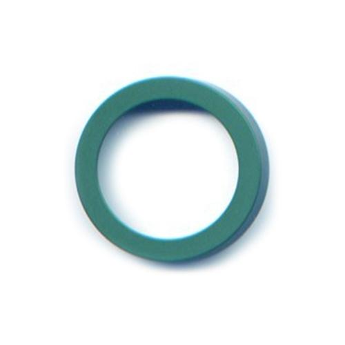 pierre junod mv 34 vignelli thick & thin ring zeegroen