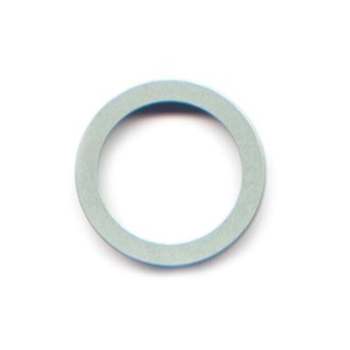 pierre junod mv 34 vignelli thick & thin ring pastelgroen
