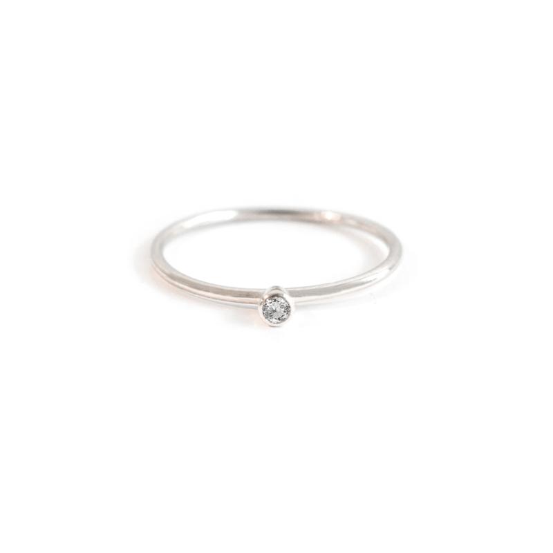 stacker witgoud diamant