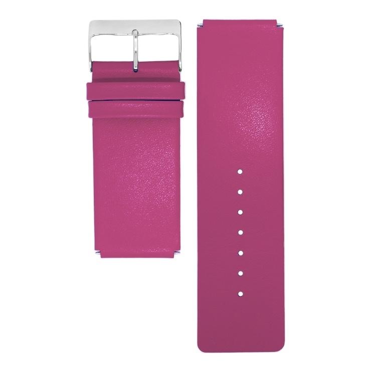 dsigntime horlogeband donkerroze