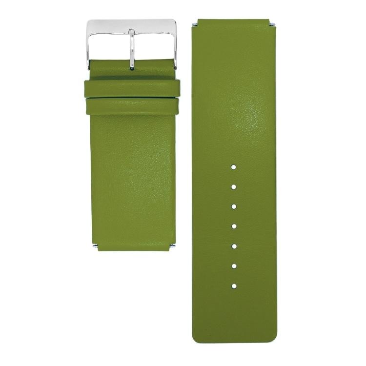 dsigntime horlogeband olijf