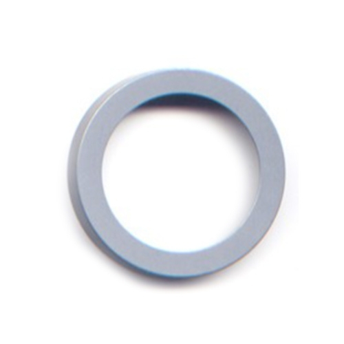 pierre junod mv 40 vignelli thick & thin large ring antraciet
