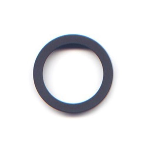 pierre junod mv 34 vignelli thick & thin ring zwart