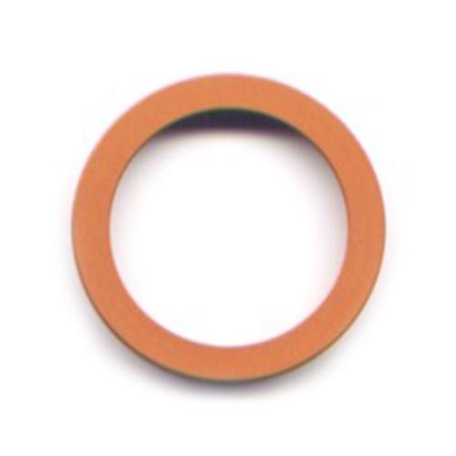 pierre junod mv 44 vignelli thick & thin mega ring oranje