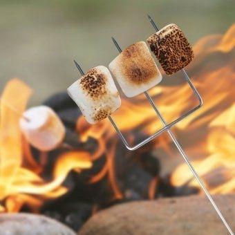 Marshmallow kampvuurvork