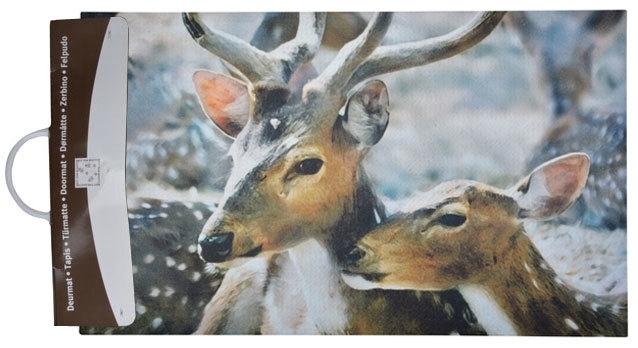 Deurmat Hert Wintertime