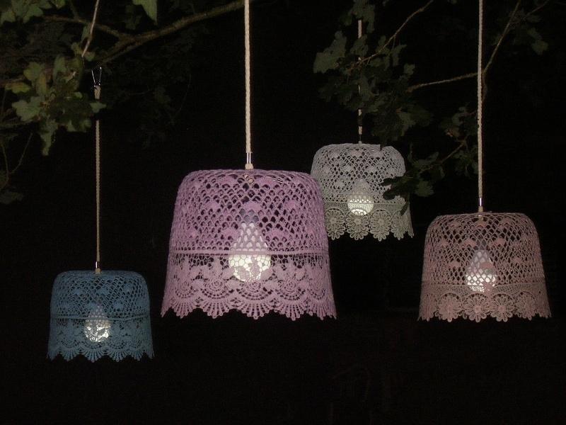 Buiten Hanglamp (diverse kleuren)