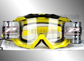 ProGrip XL crossbril geel