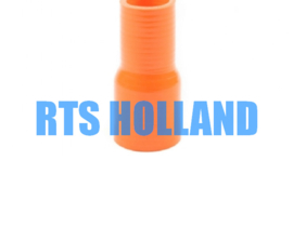 Silicone reduceer recht