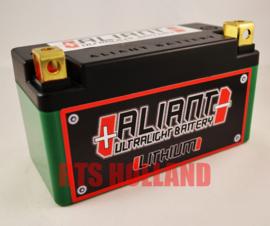 Aliant X2 accu 12V - 5Ah - 200CCA