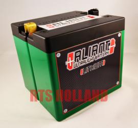 Aliant X6 accu 12V - 13,8Ah - 600CCA