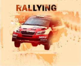 MRF rallybanden