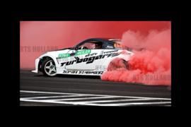 Extreme smoking 195/50R15 drifttyres