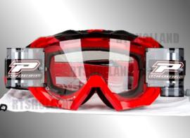 ProGrip XL crossbril rood