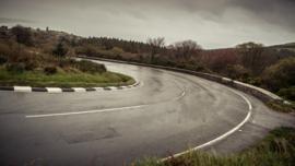 MRF Regen-Rallye Reifen