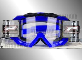ProGrip XL crossbril blauw