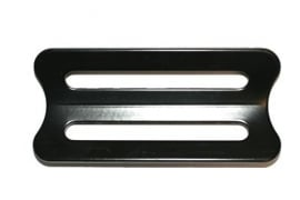Slider voor gordels 75mm