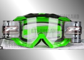 ProGrip XL crossbril groen