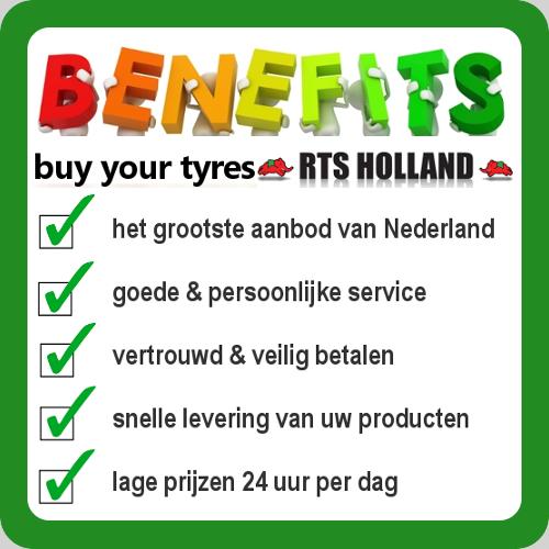 Voordelen RTS Holland
