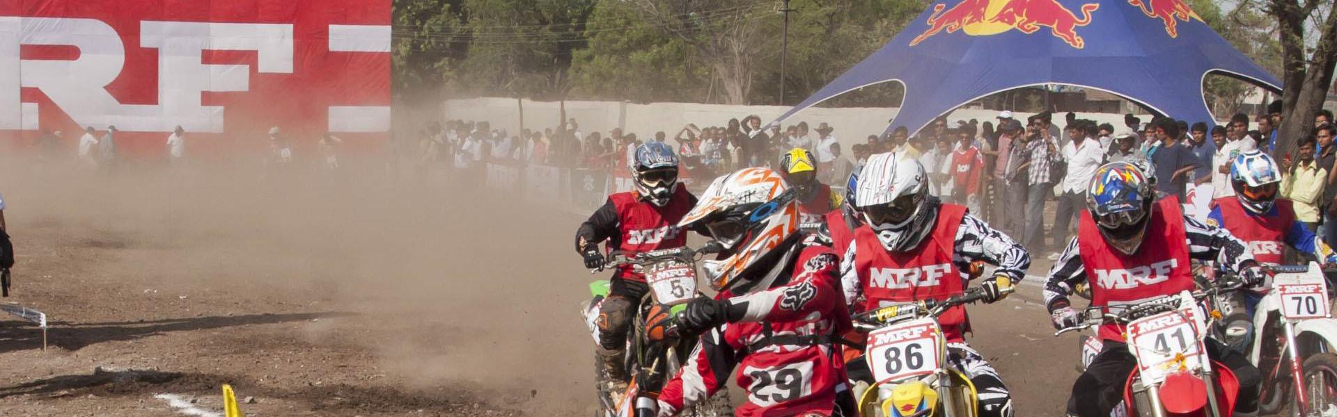 MRF motocross-1