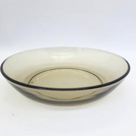 vintage rookglas - compote schaaltje