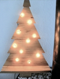 Tafelkerstboom - Hout