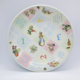 kinderbord - Peter Rabbit - Wedgwood