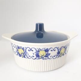 vintage - ovenschaal met deksel - Cadiz /Villeroy & Boch