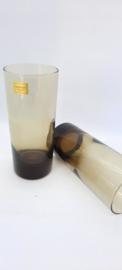 vintage longdrinkglas - rookglas