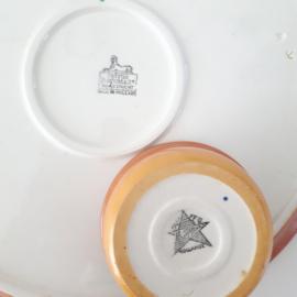 ramakins/ parafeuschaaltjes - set van 8