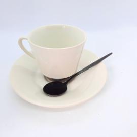 kop en schotel -Fris Edam - vintage