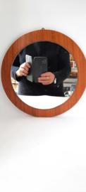ronde spiegel - vintage
