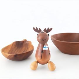 houten vintage eland - zweden