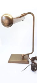 piano- bureaulamp - messing