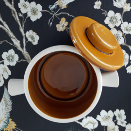 Potterie de Driehoek - vintage dekschaal