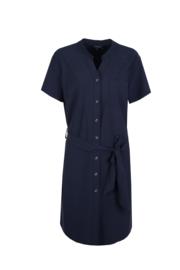 G-maxx jurk travel - donkerblauw