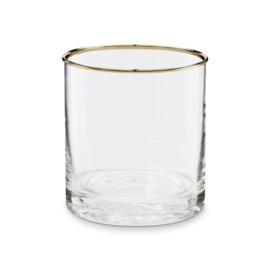 vtwonen waxinelichthouder glas
