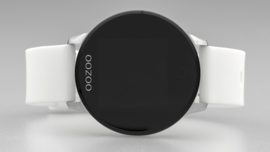 Oozoo smartwatch losse band - wit