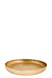 MrsBloom dienblad m - goud