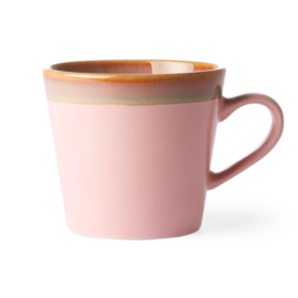 HKliving cappuccino mok pink