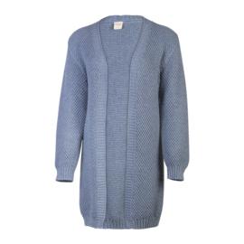 Stapelgoed vest - blauw