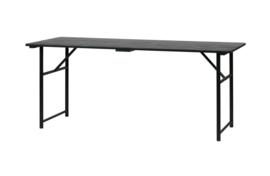 vtwonen tafel - zwart