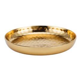 vtwonen dienblad metaal m - goud